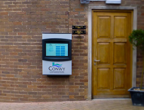 Conwy Council Reduces Overheads with Orbit Outdoor